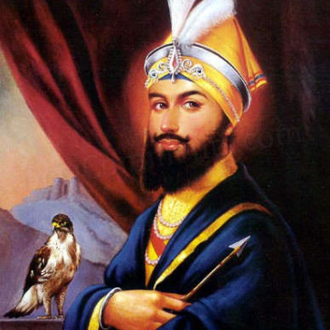 Commemorating 349th Parkash Gurpurb of Sri Guru Gobind Singh Ji (Birthday)